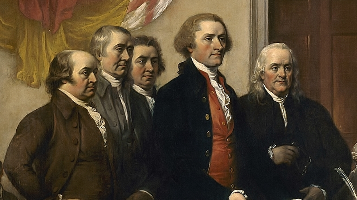 Here's why the far right's 'patriotism' claims and Revolutionary War comparisons are so twisted