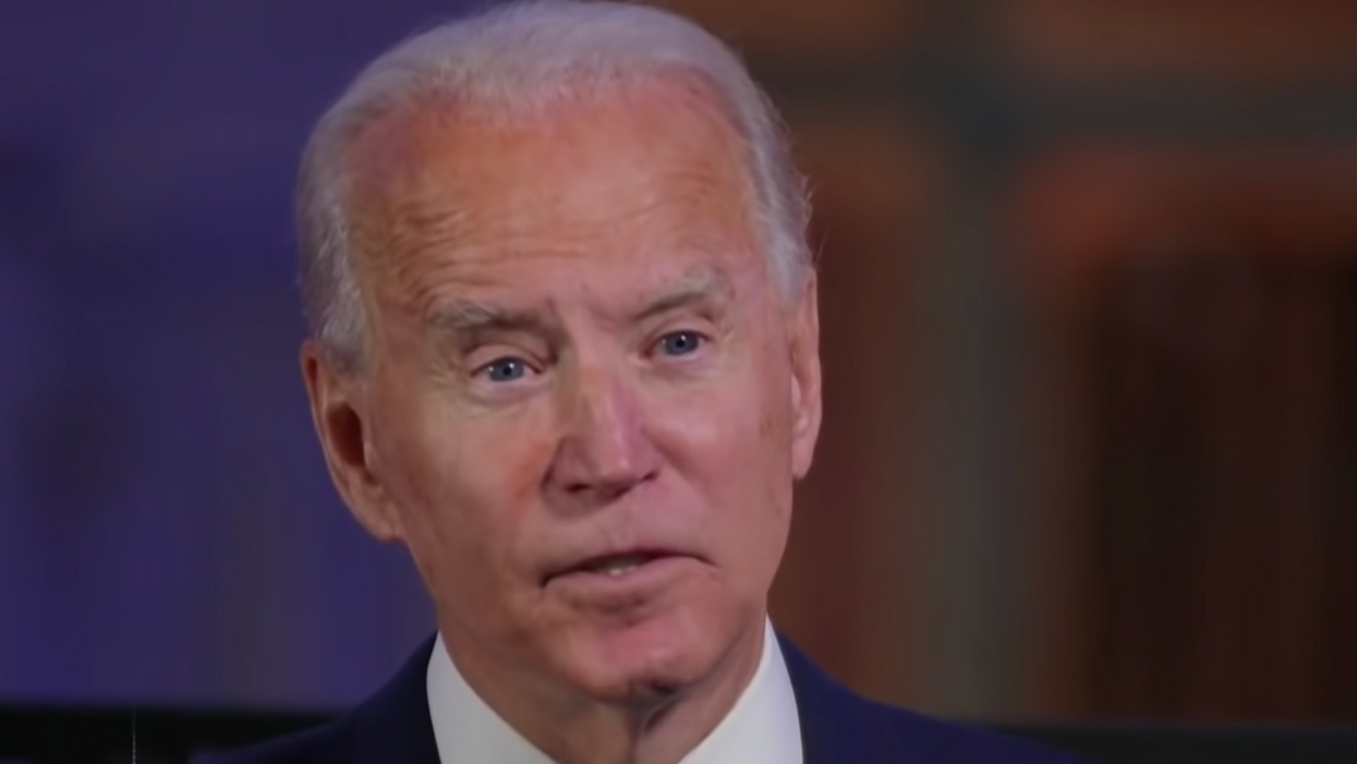 Joe Biden reveals why he doesn't want Trump to get intelligence briefings anymore