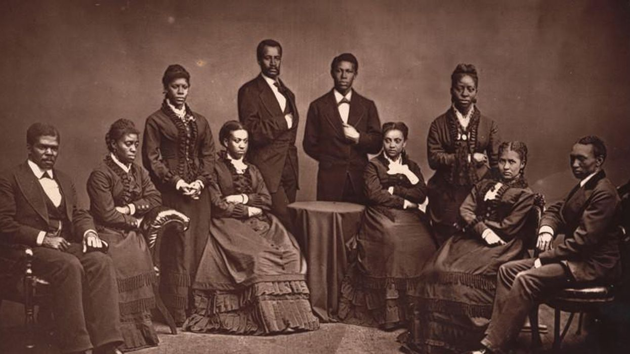 Black music is Black history: Our spirituals