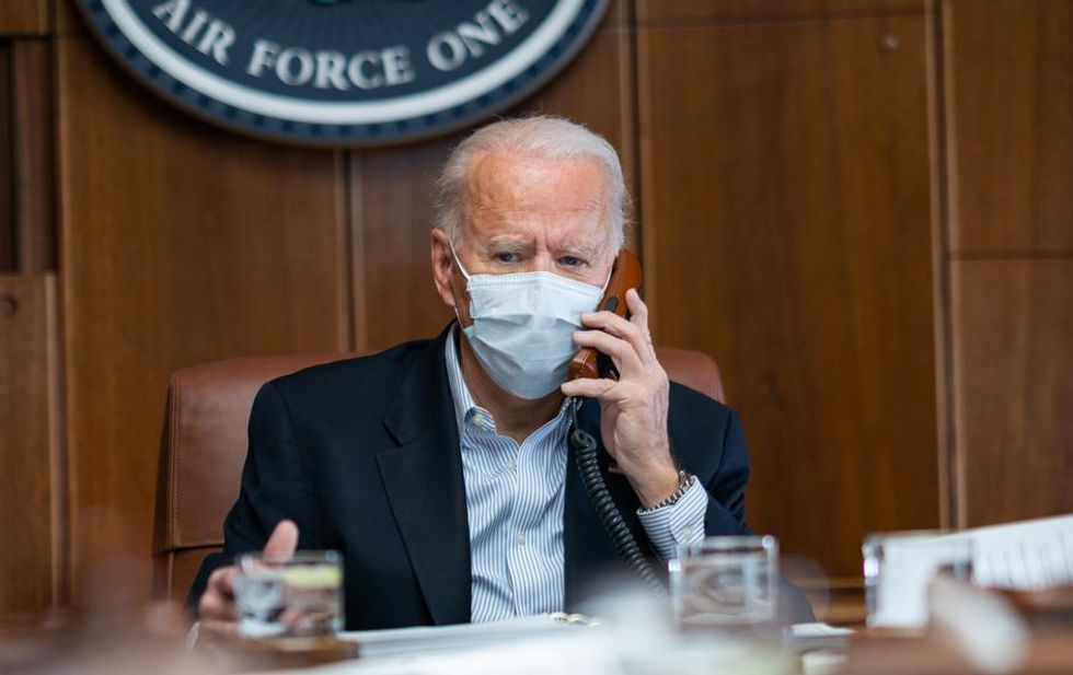 Joe Biden just unleashed a quiet revolution in American politics
