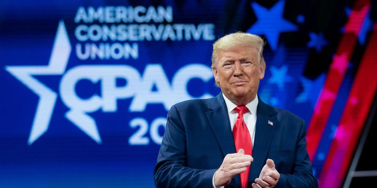 Trump's sad little spectacle at CPAC left Republicans with a warning shot