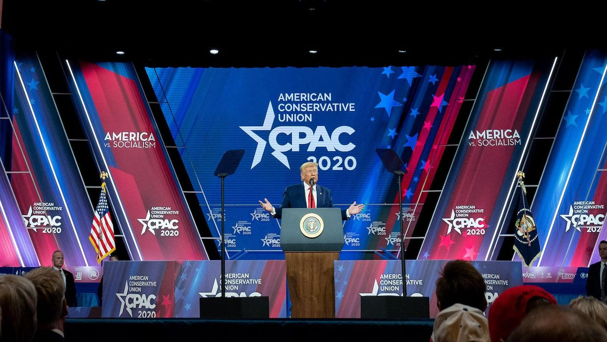 CPAC veers into neo-Nazi fantasy — was it deliberate?