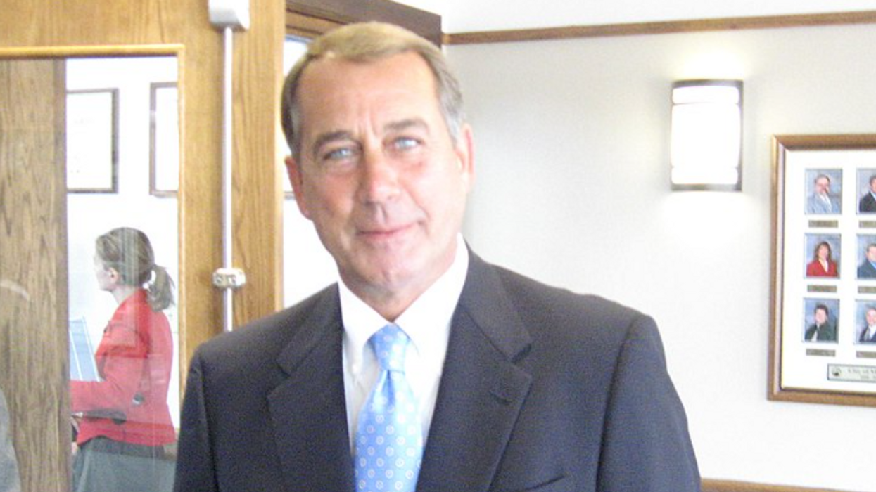 A 'reckless a-hole who thinks he's smarter than everyone else': John Boehner tears into Ted Cruz in new book