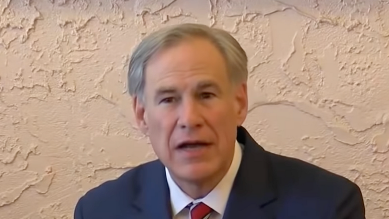 Texas Gov. Abbott lashes out at Biden and immigrants for COVID-19 — after rolling back safety measures
