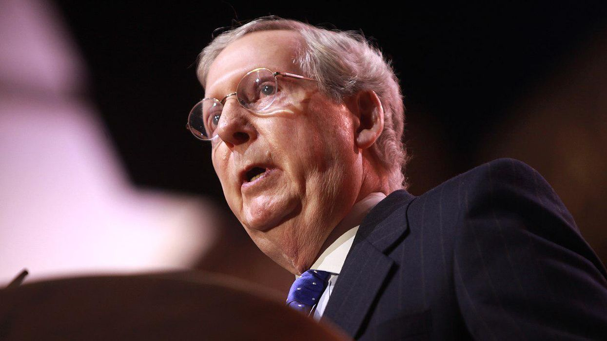 How Mitch McConnell could attack Democratic infrastructure ambitions as 'out-of-control spending'