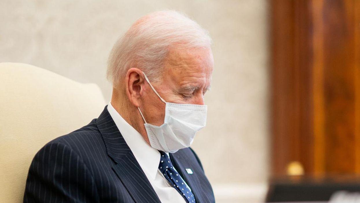 The GOP's rhetoric of violence has given Biden little choice