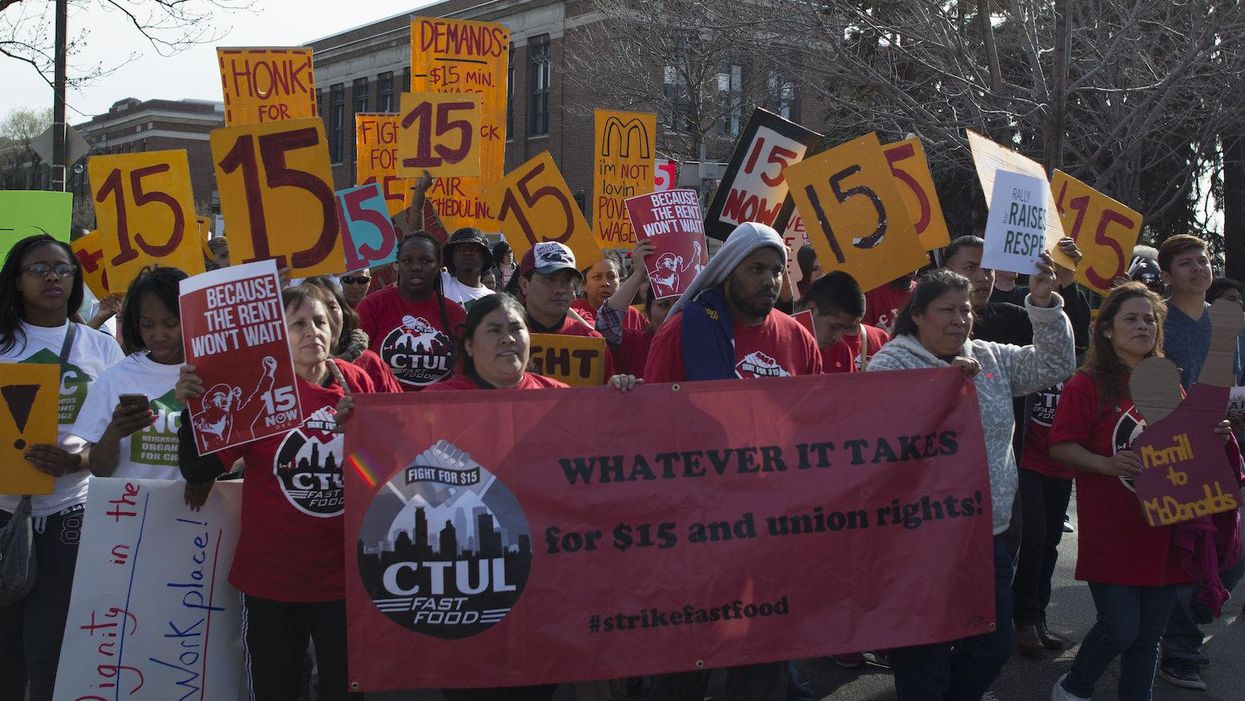 How employers punish workers for forming unions