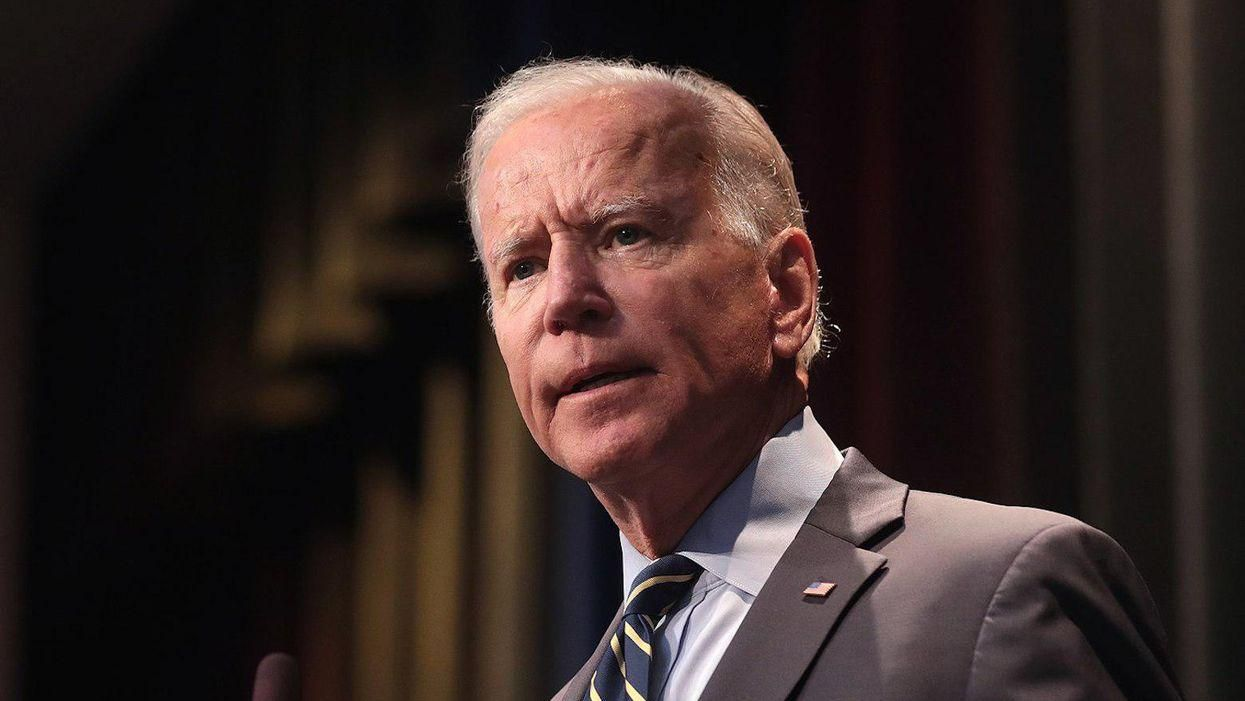Right-wing pundits are feigning outrage over one line in Biden's speech