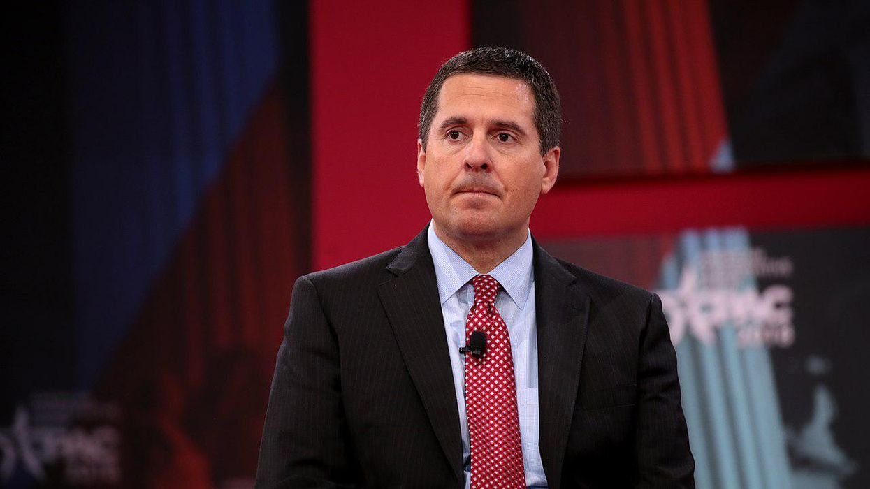 Devin Nunes received a mysterious package from a known Russian agent. Why is he on the House Intel Committee?
