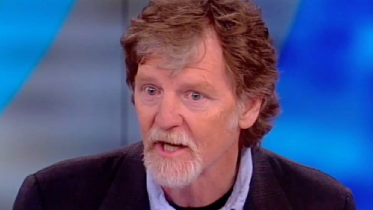 Colorado Christian baker back in court after refusing to bake a birthday cake for a trans woman