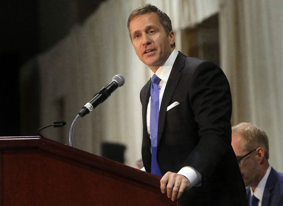 'Unqualified — politically, intellectually, morally': Hometown paper crushes GOP senate candidate Eric Greitens