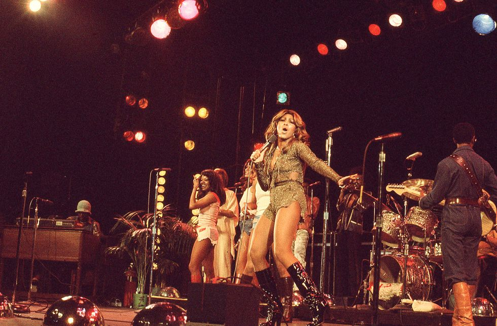New Tina Turner documentary a fitting swan song for an icon