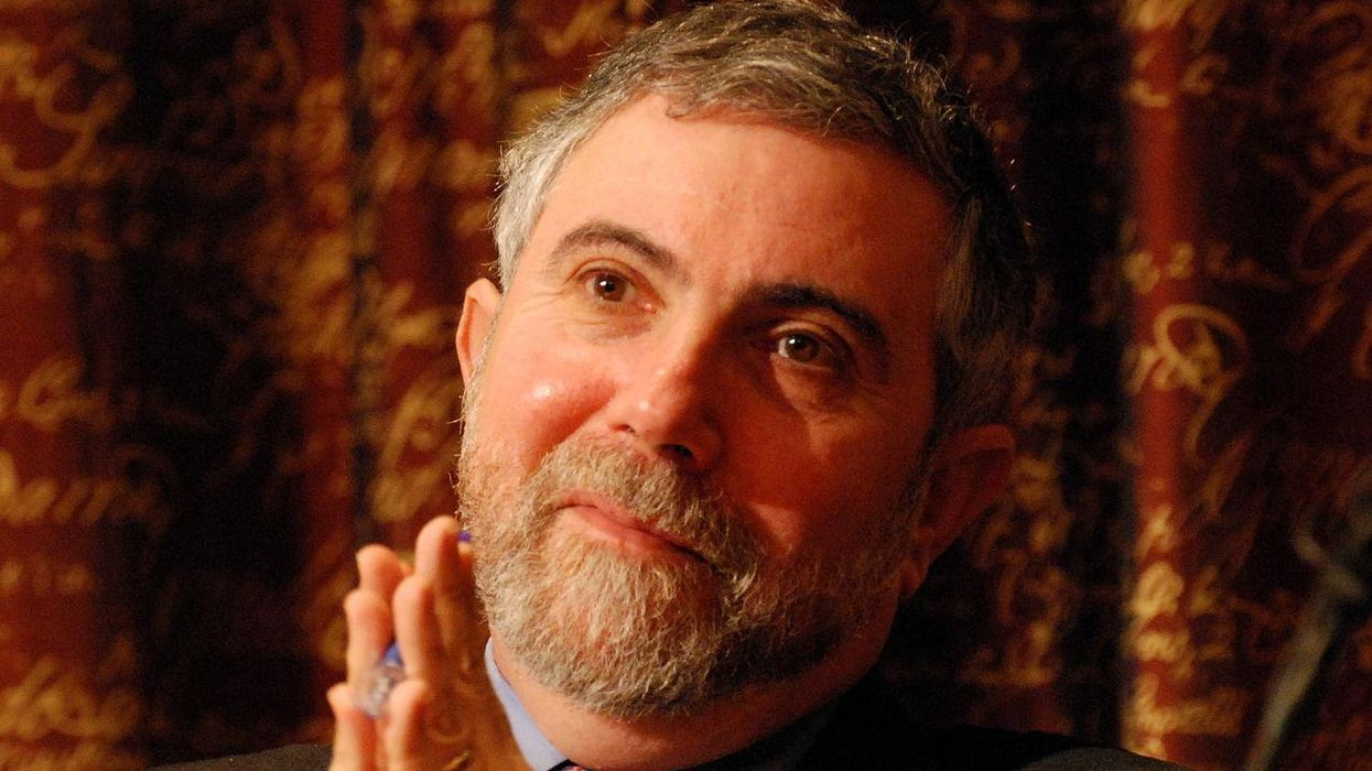 Economist Paul Krugman: Now is not the time to 'panic' over inflation fears