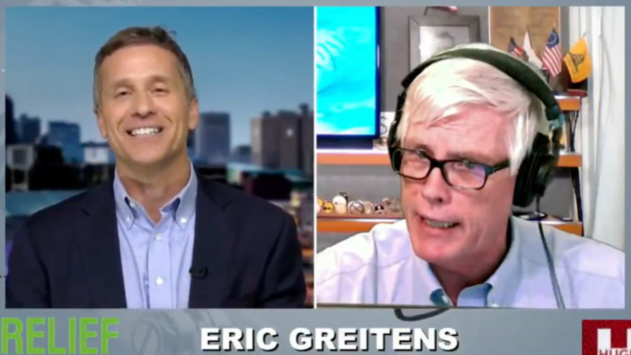 Right-wing pundit hammers GOP Senate candidate on accusations of 'half rape' in off-the-rails interview