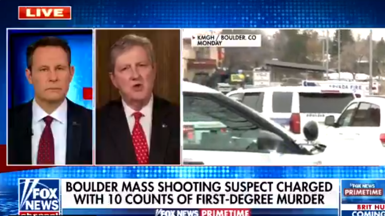 'It's so stupid': GOP senator's call for 'idiot control' instead of gun control backfires hilariously