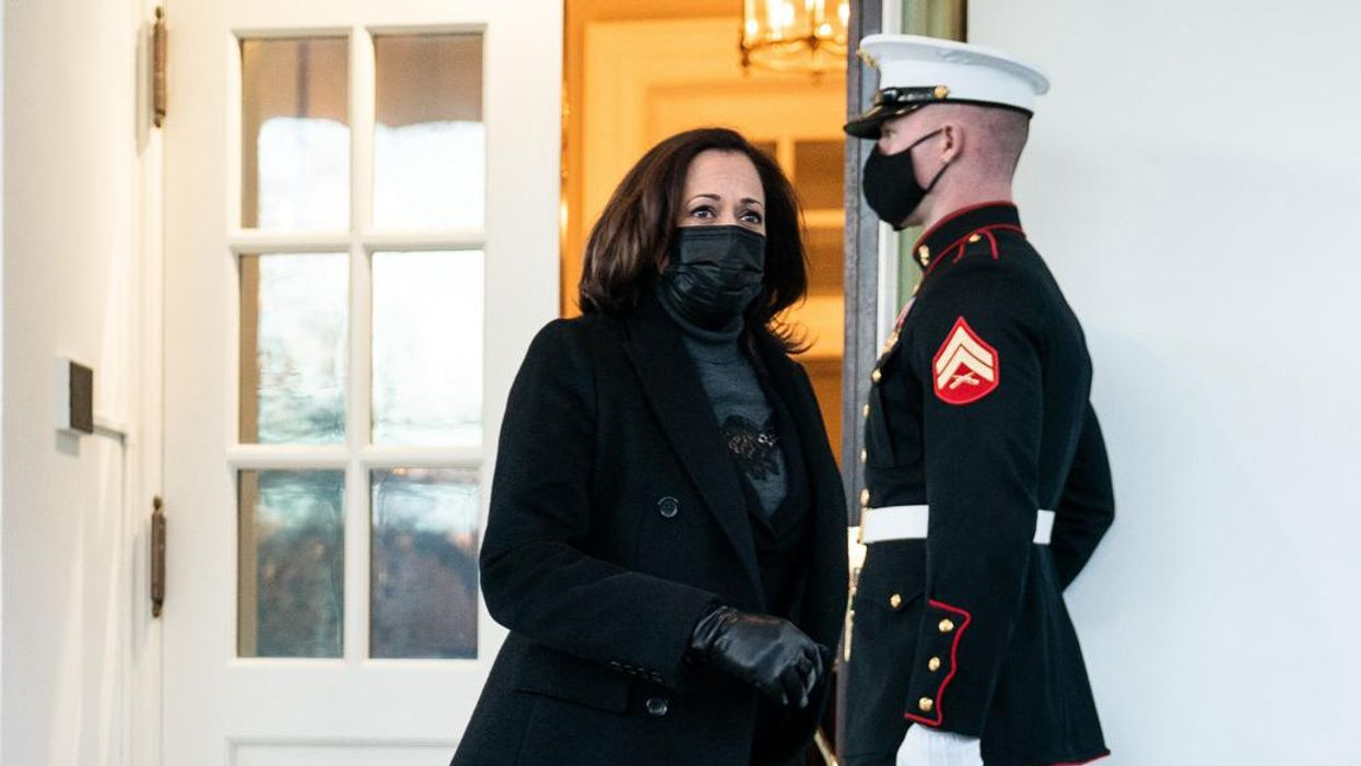 There's a dark fetish for martial order behind the right wing's latest outrage over Kamala Harris