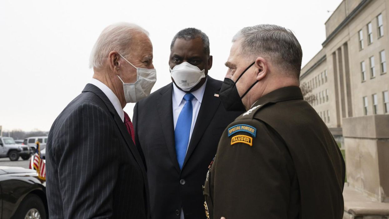 Three ways for Biden to finally begin an end of the War on Terror