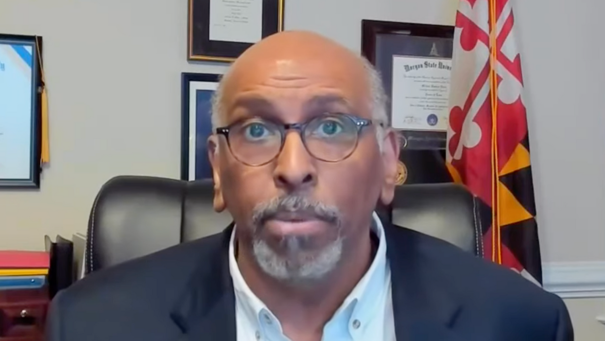 Michael Steele predicts GOP electoral catastrophe after Brian Kemp signs voter suppression bill