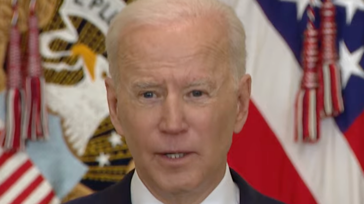 Biden wins cheers from progressives after sending the strongest signal yet that he's willing to play hardball