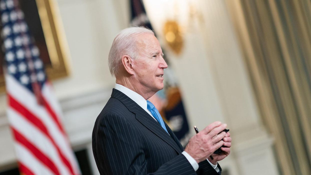Biden has only one path to overseeing an American economic renaissance