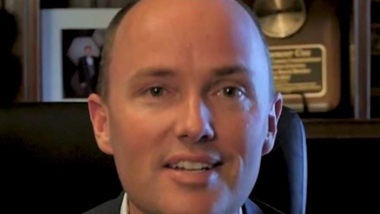 'I will ruin you': Salt Lake Republicans treat women so horribly even Utah's GOP governor is outraged