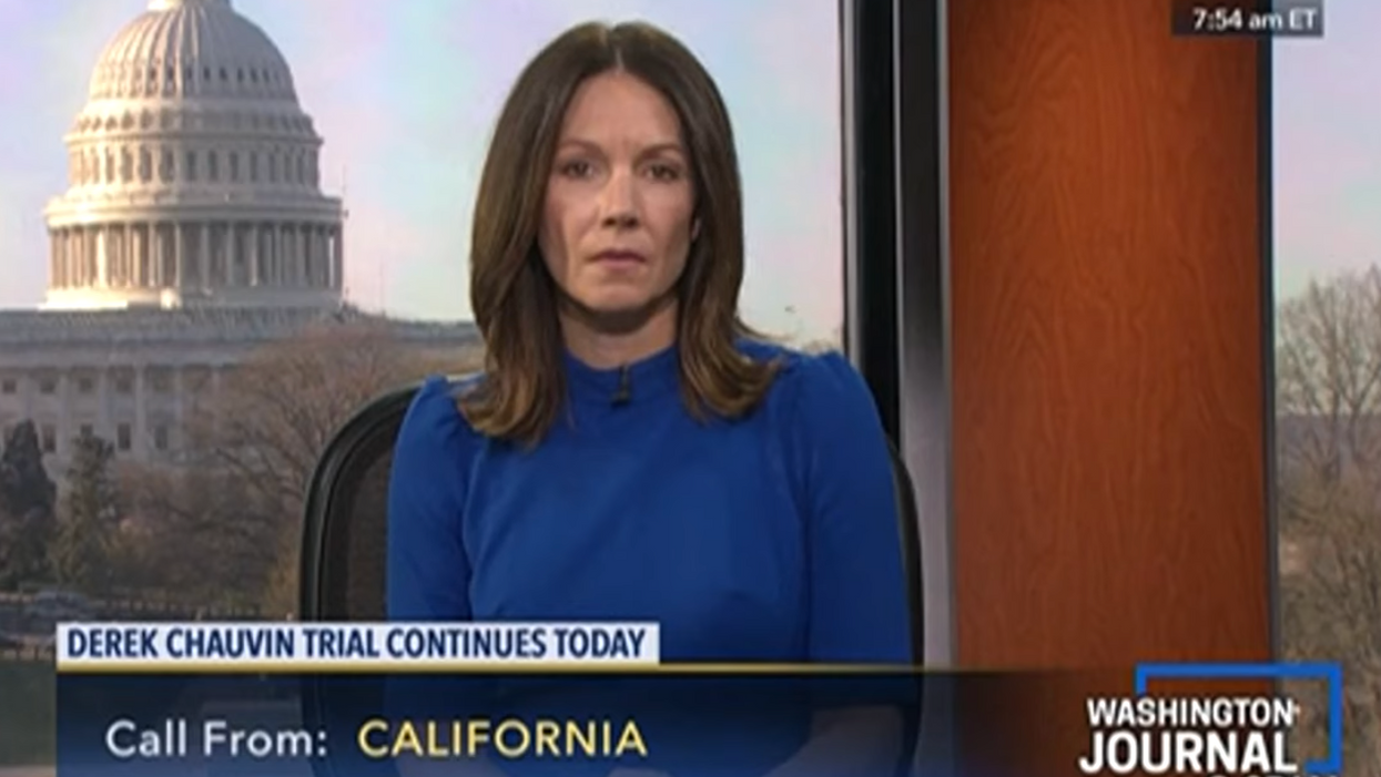 C-SPAN caller defends George Floyd killing: 'I have never seen a person treated so nicely'