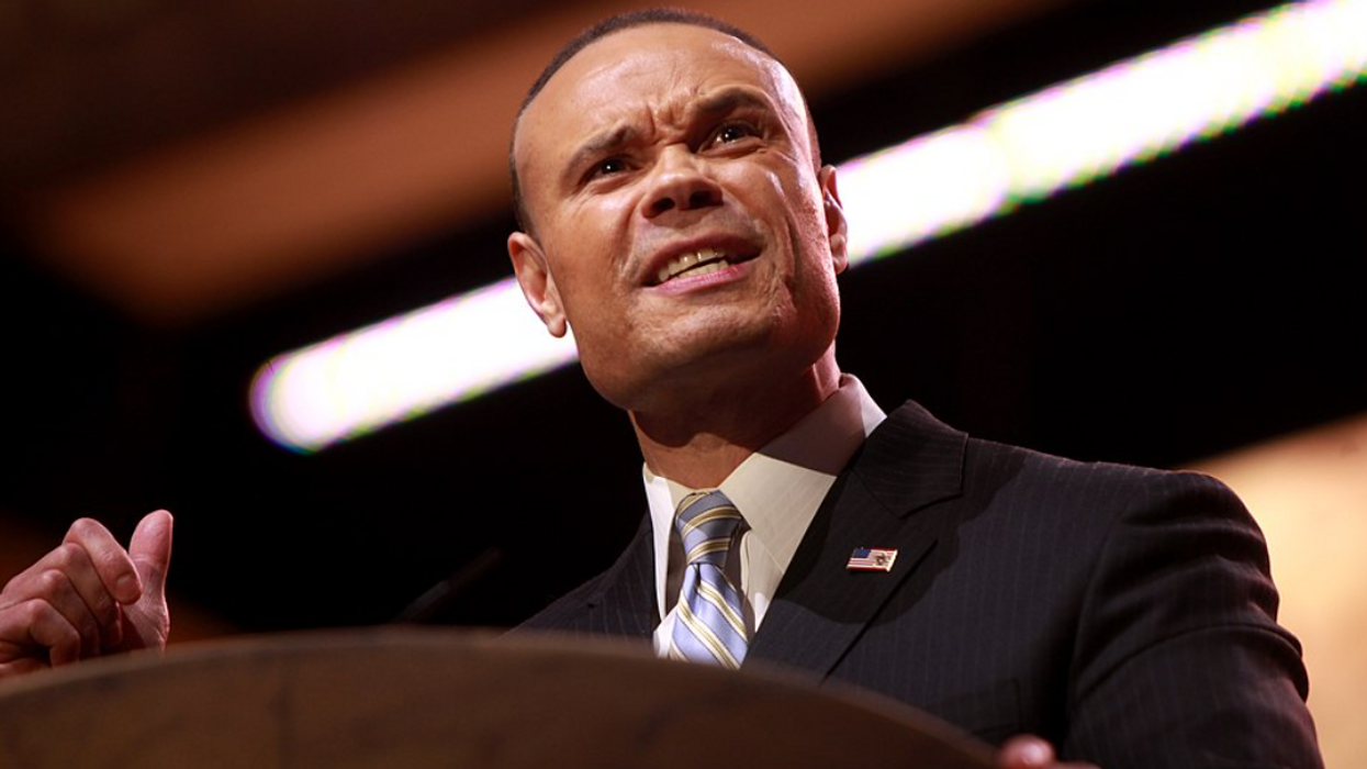 Self-proclaimed Parler investor Dan Bongino claimed he was leaving Twitter to own the libs. Now he's back