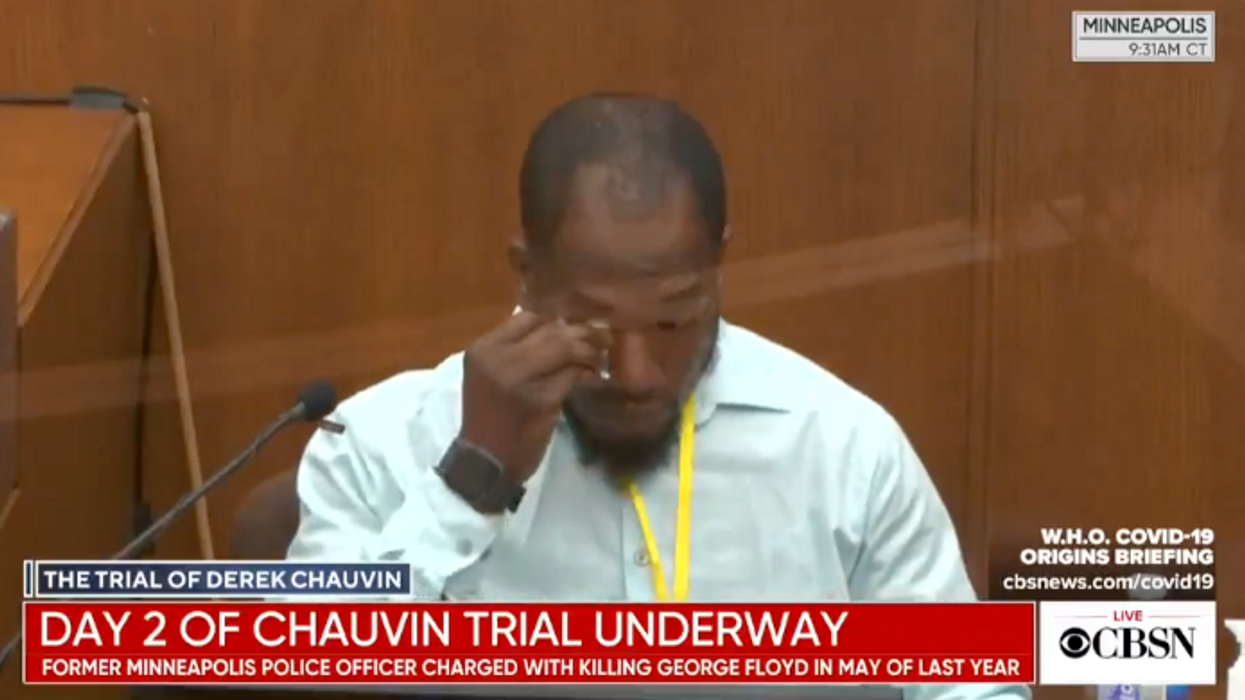 Witness offers harrowing account of Chauvin's actions leading to George Floyd's death: 'I believe I witnessed a murder'