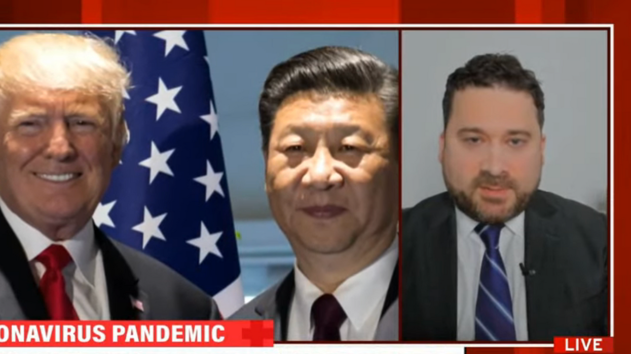 Before Trump turned against China, he echoed Xi Jinping's deceptive COVID-19 'happy talk': author