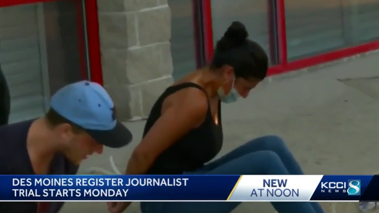 Iowa journalist arrested during summer protests testifies in her own defense: 'I was just doing my job'