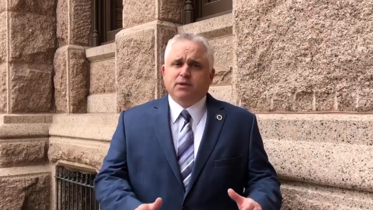 Another Texas GOP lawmaker is attempting to make abortion punishable by the death penalty