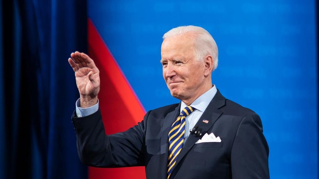 Joe Biden is taking over the Democrats' great unfinished mission of the last century