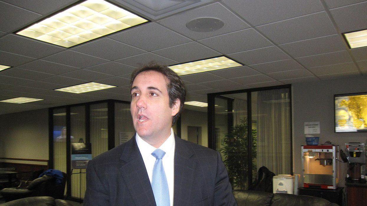 Michael Cohen meets with Manhattan prosecutors to discuss Trump's finances