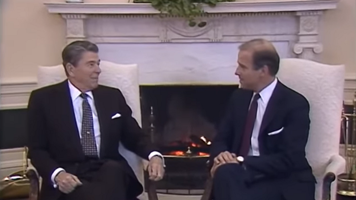 Here's how Biden's coronavirus relief bill represents a major departure from Reaganomics