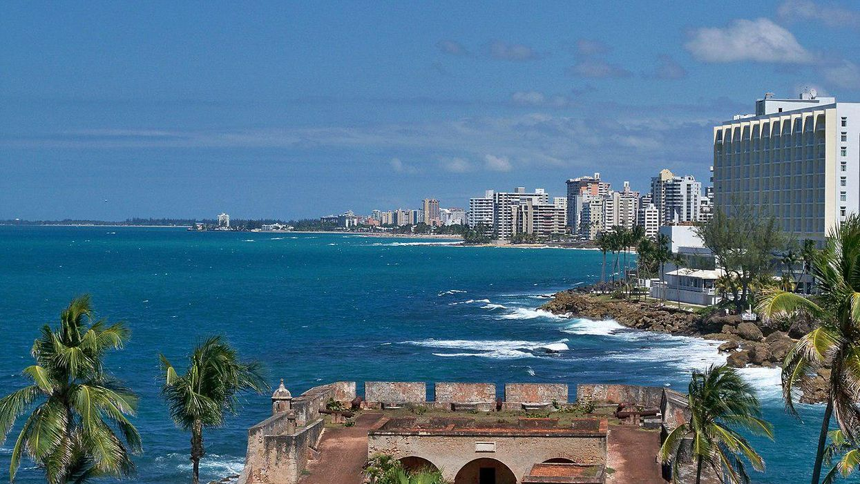 Invasion of the ugly Americans: Maskless tourists reportedly defy COVID precautions in Puerto Rico