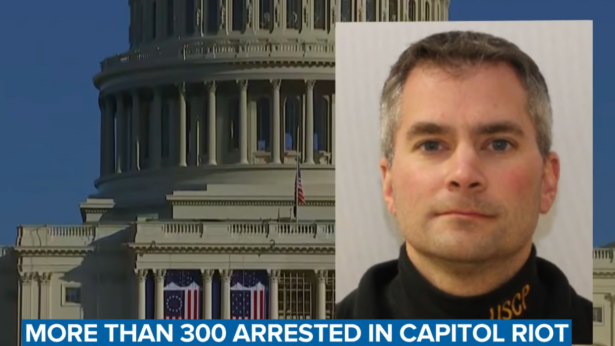 Cops arrest MAGA rioters who assaulted late Capitol officer Brian Sicknick