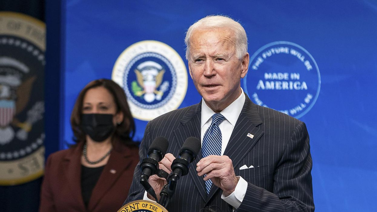 Biden's agenda on China needs a reality check
