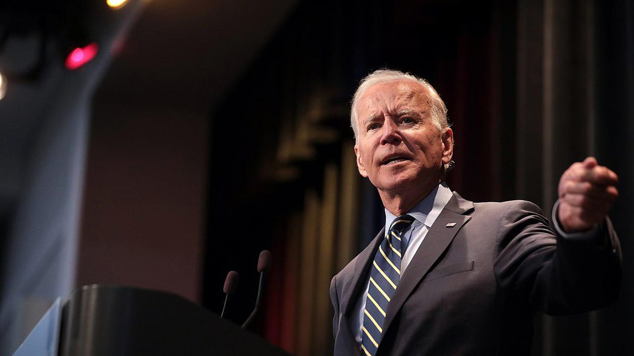 Historic voting rights bill could be Biden's 'LBJ moment' — but it faces a steep battle in the Senate