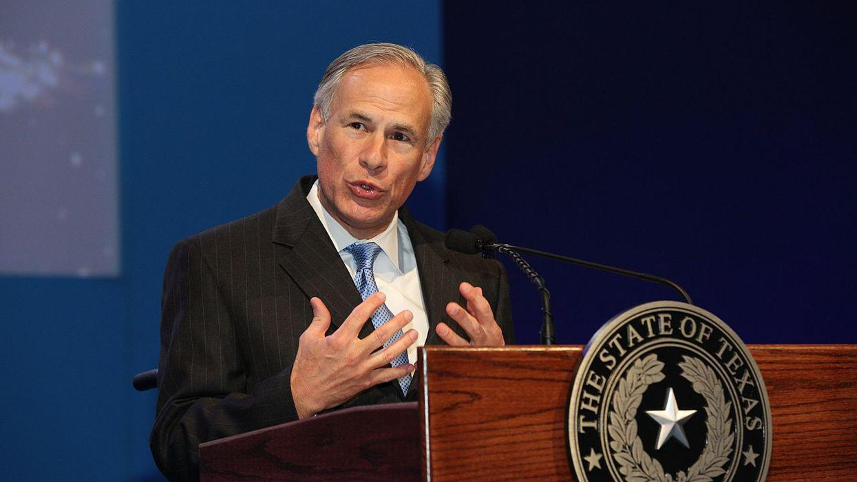 GOP attack on democracy surges as Texas voter suppression bill passes senate
