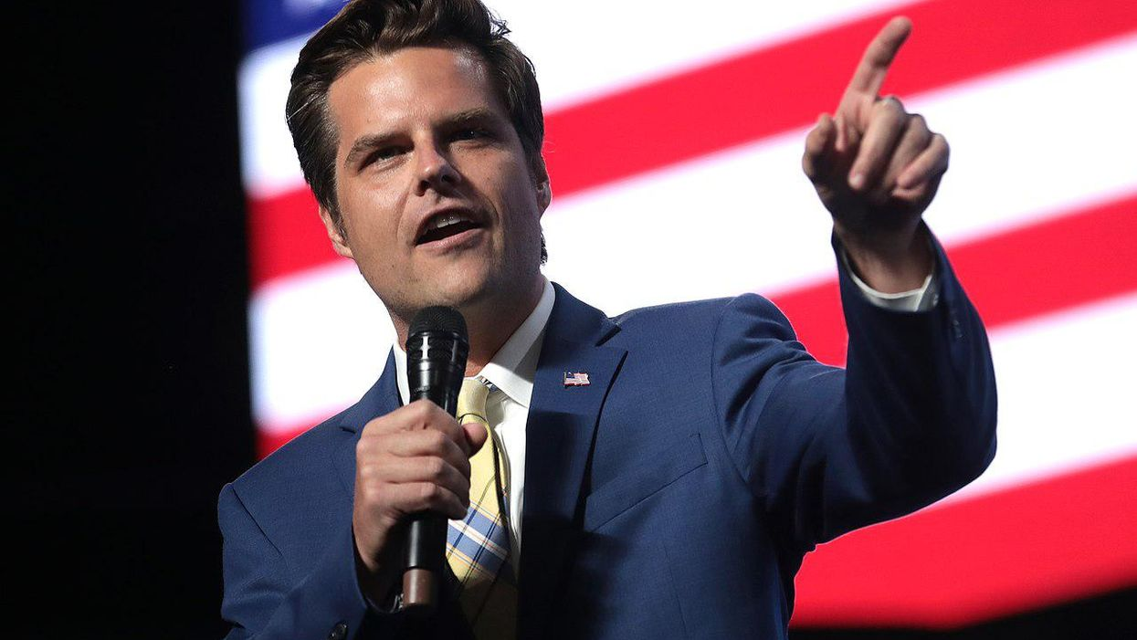 Gaetz's friends hit the jackpot with Florida's marijuana 'green rush.' Did he get gifts in exchange for their windfall?