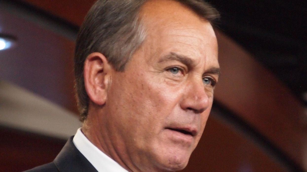 John Boehner slams 'extremists' and 'whacked-out lunatics' who now control the GOP