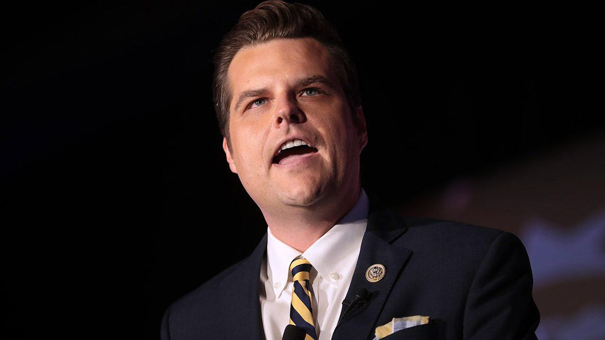 Matt Gaetz sent $900 to accused sex trafficker pal — who passed it on to 3 young women: report
