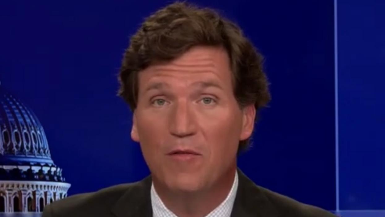 'One of the weirdest interviews': Tucker Carlson is baffled after Matt Gaetz addresses sex crime allegation