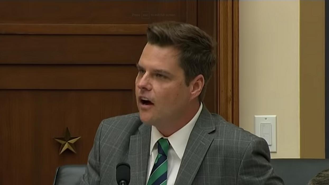 Ethics Committee launches broad investigation into Matt Gaetz