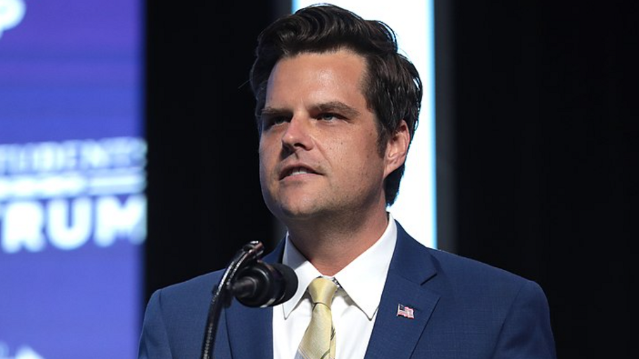 Matt Gaetz tied to ghost candidate in Florida: New York Times