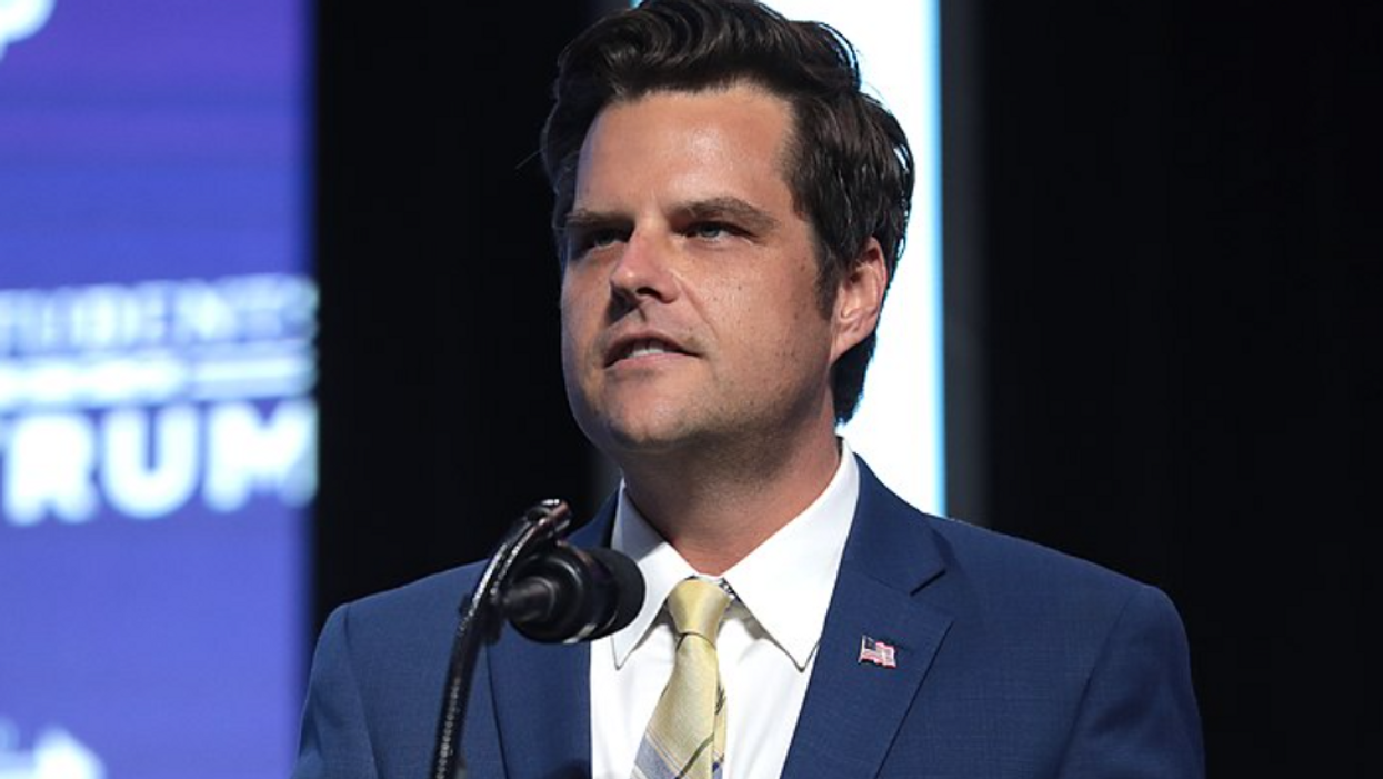 Federal agents investigating Matt Gaetz obtained a search warrant and seized his phone: report