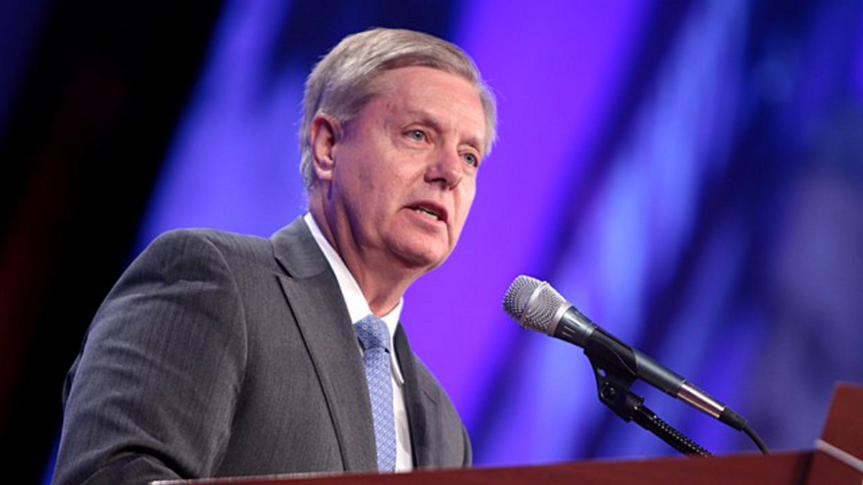 'Another 9/11': Lindsey Graham launches an attack on Biden — and Twitter returns the favor