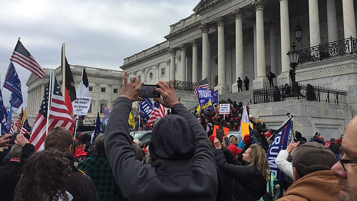 Capitol Police received orders to go easy on Capitol rioters: NYT