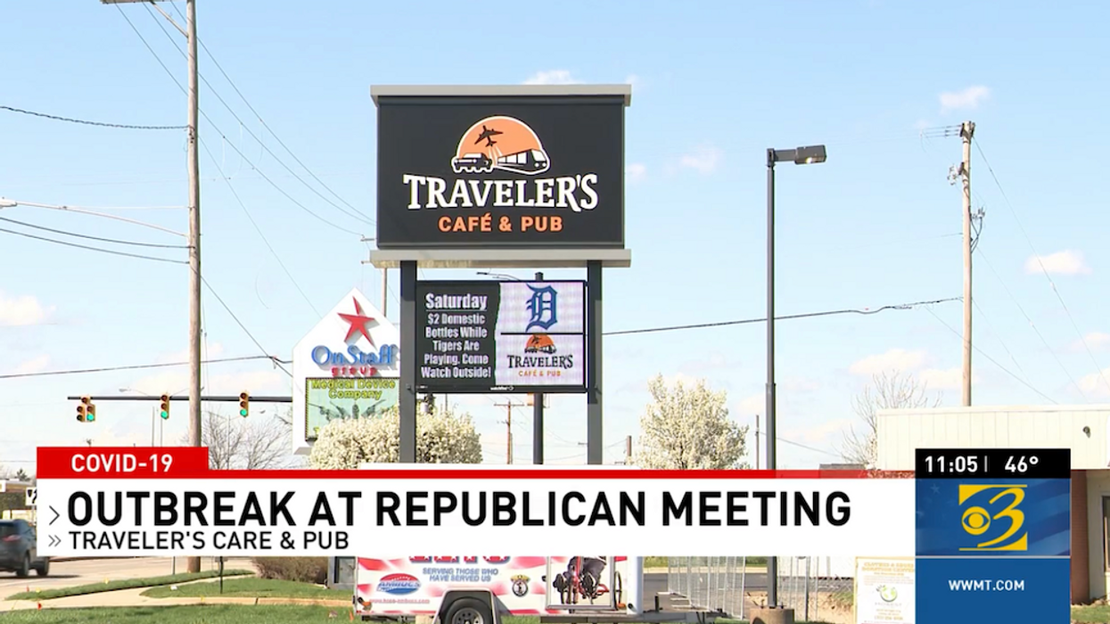Michigan GOP leader sounds off on his own colleagues after contracting COVID at 'required' maskless event