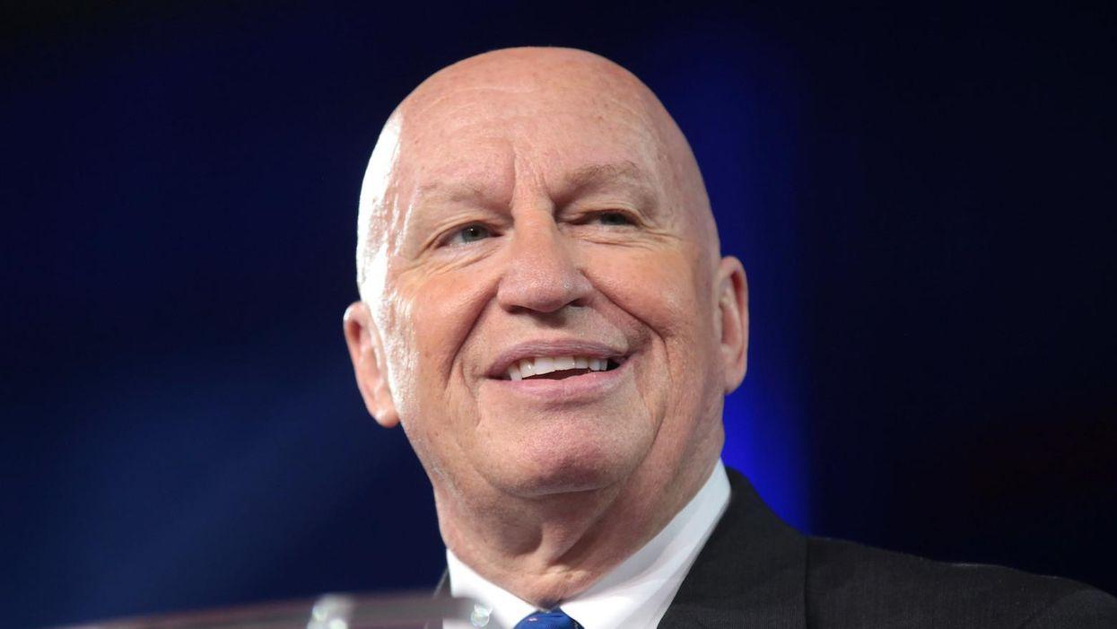 Powerful anti-LGBTQ GOP congressman calling it quits after a quarter century